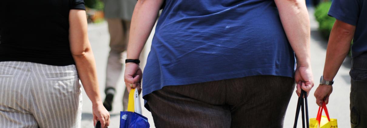 ouderen met overgewicht gaan niet eerder dood