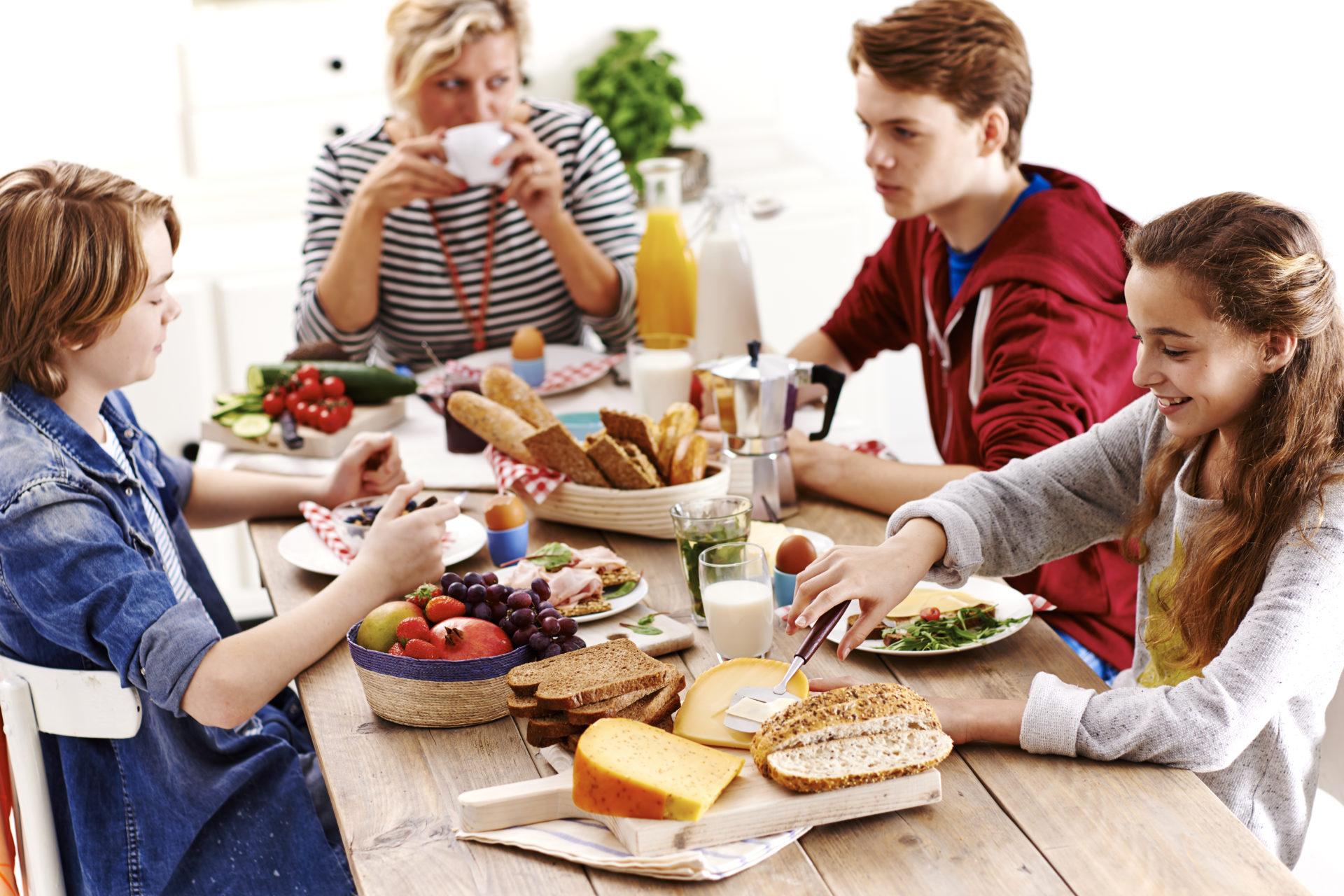gezond ontbijt kinderen
