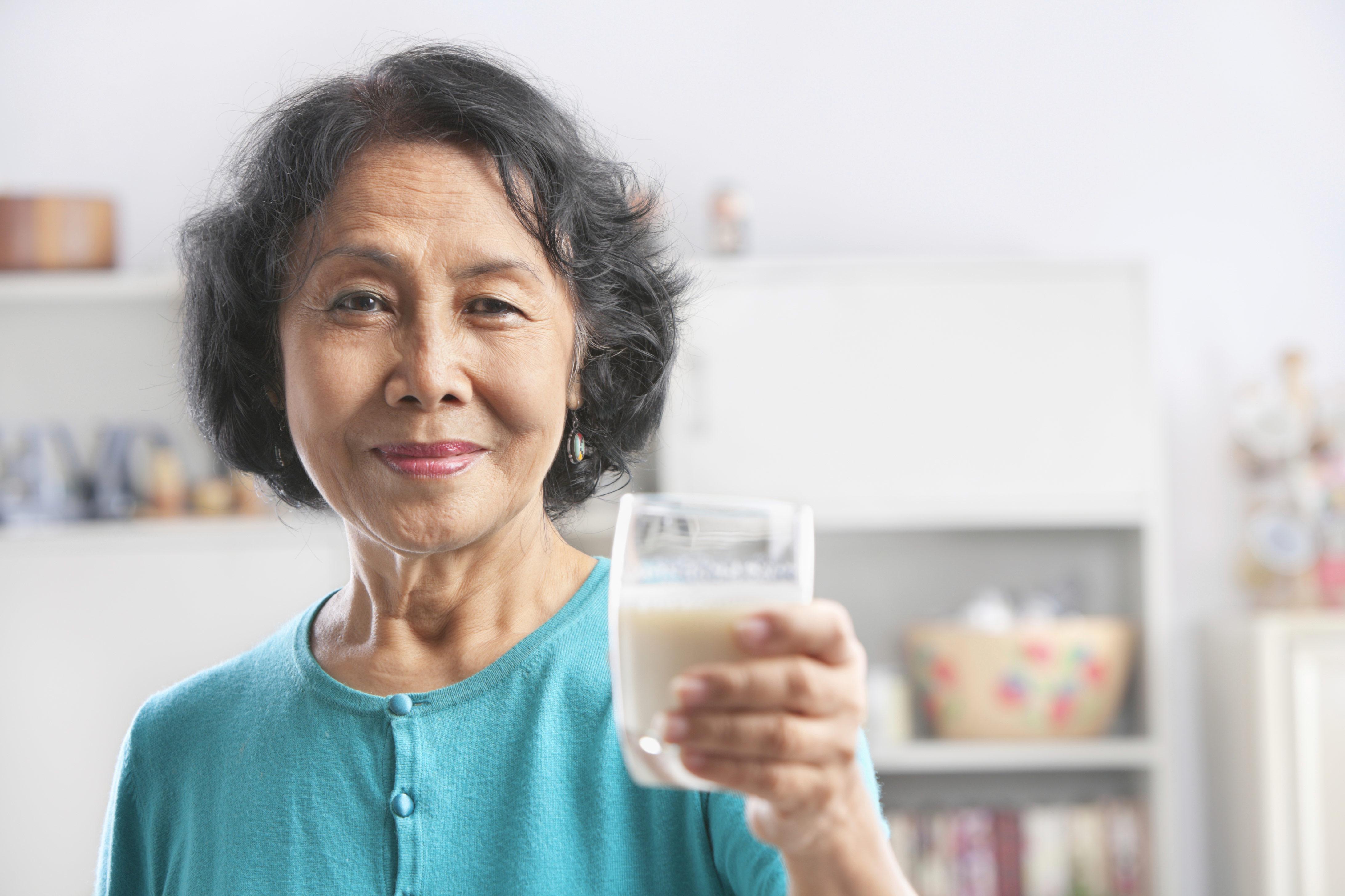 zuivel voor ouderen