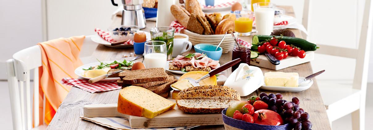 belang van een goed ontbijt