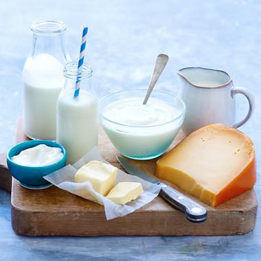 Nederlandse melk en zuivelproducten