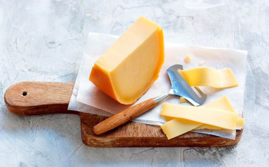 rauwmelkse kaas gezond