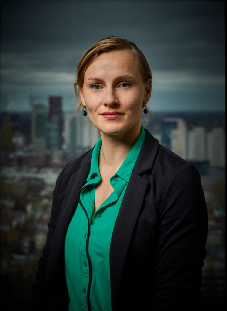 Dr. ir. Trudy Voortman